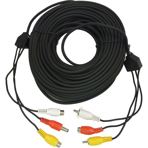 MG Electronics EXT100B 18 AWG Extension Cable (100' / 30.48 m)
