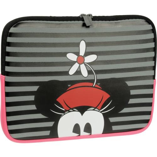 "Minnie Mouse Minnie Mouse Peakaboo Sleeve (12"", Black/Gray)"