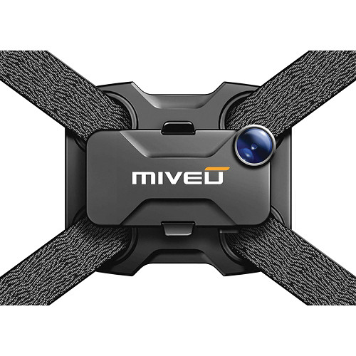 MIVEU iPhone Case and Chest Mount