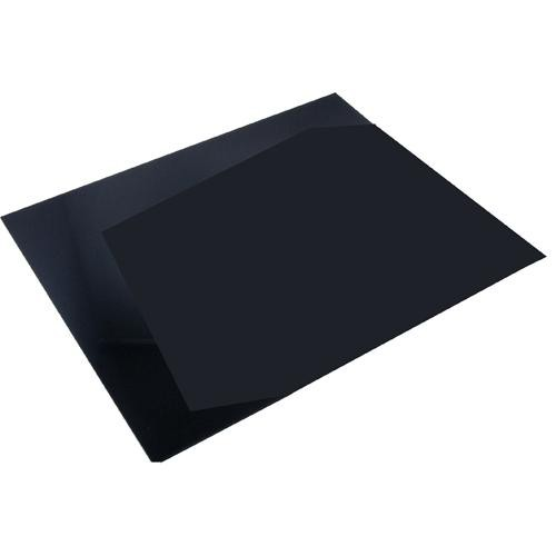 "Orte 9.5x11"" Reflective Acrylic Background (Black)"