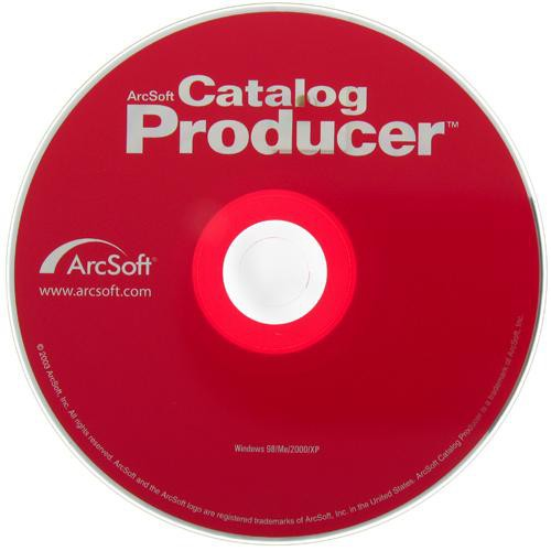 Orte Arcsoft Catalog Producer Software for Windows