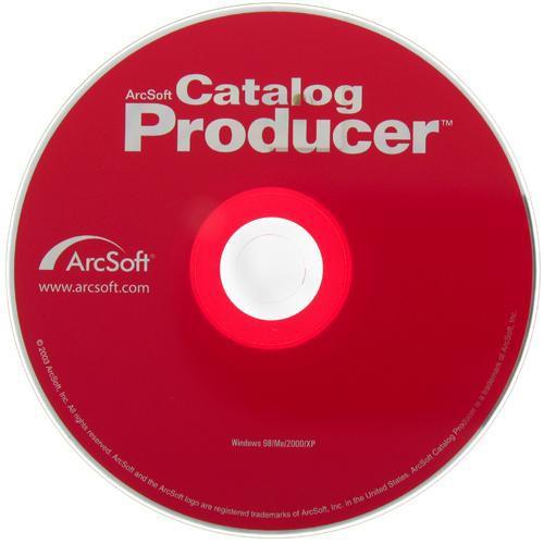 MK Digital Direct Arcsoft Catalog Producer Software for Windows