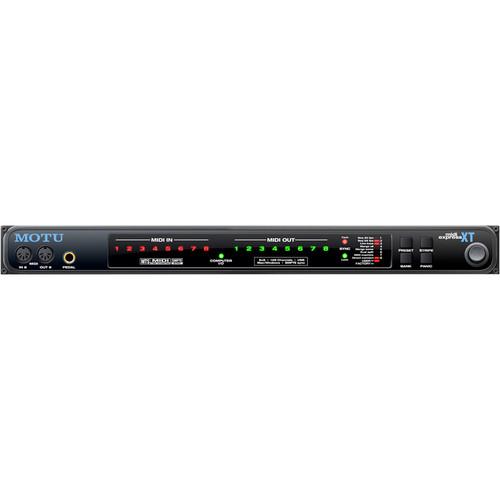 MOTU MIDI Express XT - USB MIDI Interface
