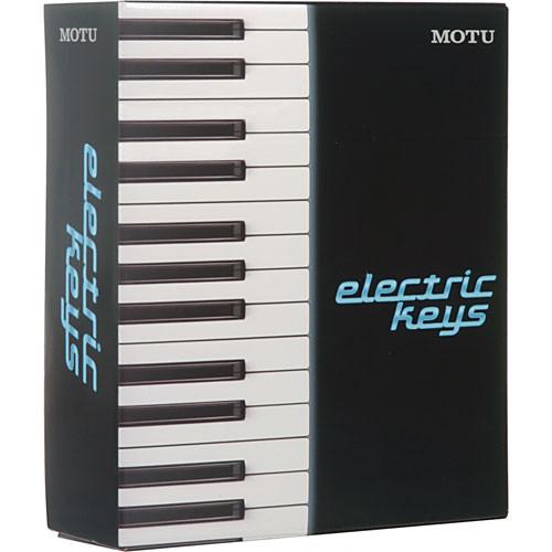 MOTU Electric Keys - Vintage Keys Virtual Instrument