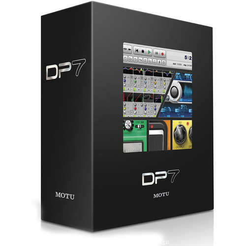 MOTU Digital Performer 7 - Audio Production Software (5 Station Lab Pack)