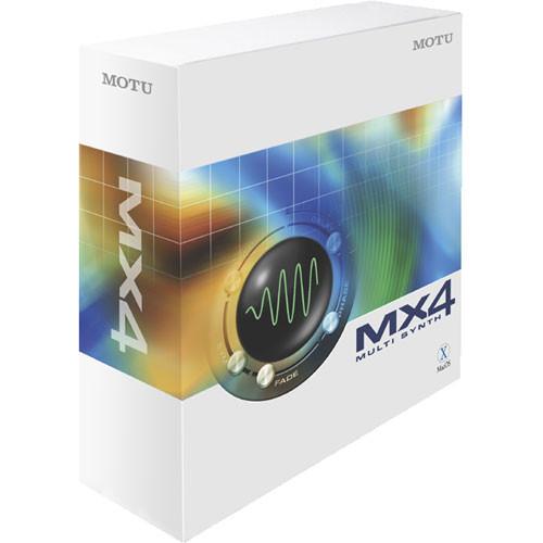 MOTU MX4 Plug-In