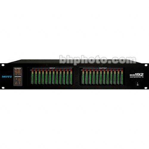 MOTU HD192 Recording System (PCI 424)