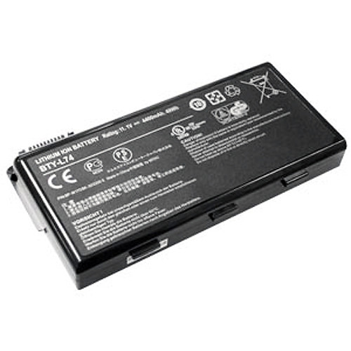 MSI 9-Cell Lithium Ion Notebook Battery for MSI GT600 / GT660
