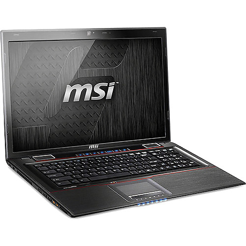 "MSI GE70 0ND-033US 17.3"" Notebook Computer (Black/Red)"