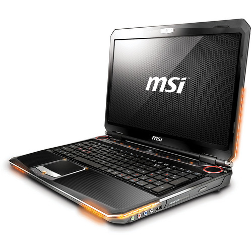 "MSI GT683R-242US 15.6"" Notebook Computer (Black)"