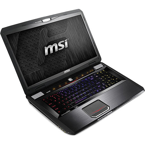 "MSI GT70 0NE-276US 17.3"" Notebook Computer (Black)"