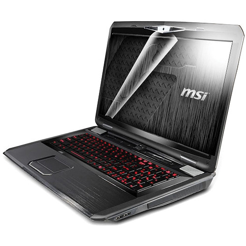 "MSI GT780DX-406US 17.3"" Notebook Computer (Black)"