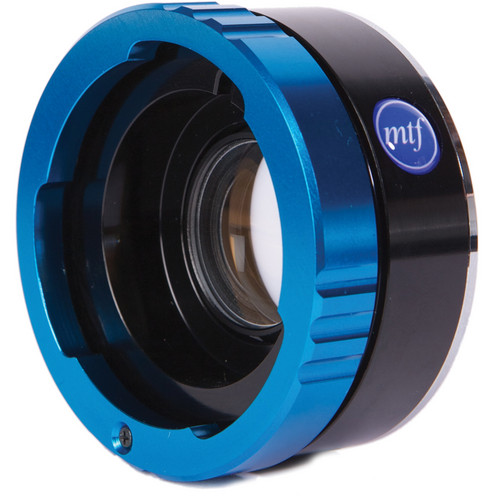 """MTF Services Ltd B4 2/3"""" to Canon EF Adapter"""