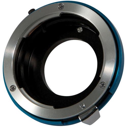 MTF Services Ltd Nikon G to 1/3 Bayonet Lens Adaptor