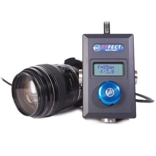 MTF Services Ltd MTF EFFECT Canon EF Control Unit