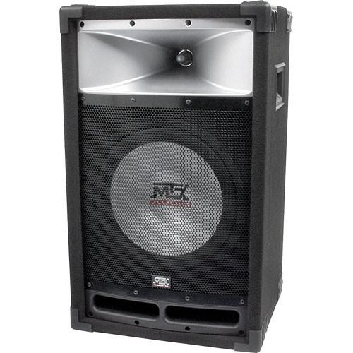 MTX Audio TP112 Professional Loudspeaker System