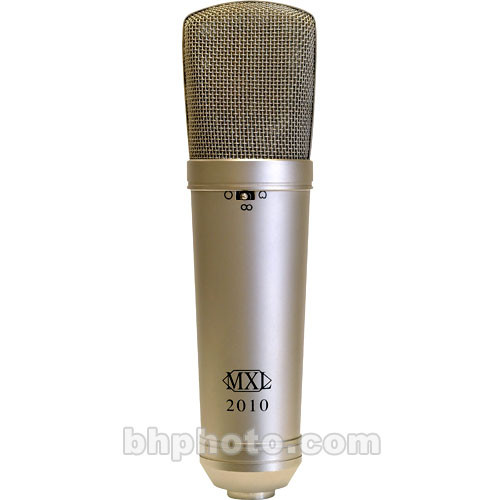MXL 2010 Multi-Pattern Studio Condenser Microphone