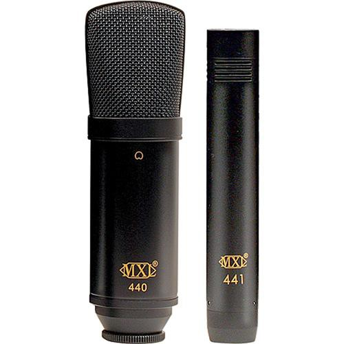 MXL 440/441 Microphone Ensemble Kit