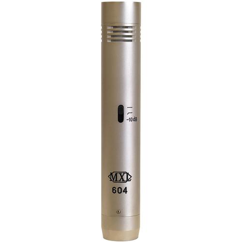 MXL 604 Condenser Instrument Microphone