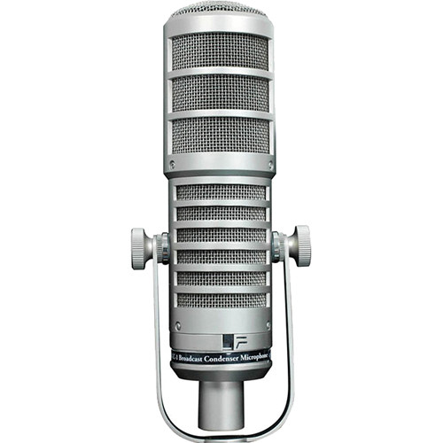 MXL BCC-1 Live Broadcast Condenser Microphone (Nickel Plated)