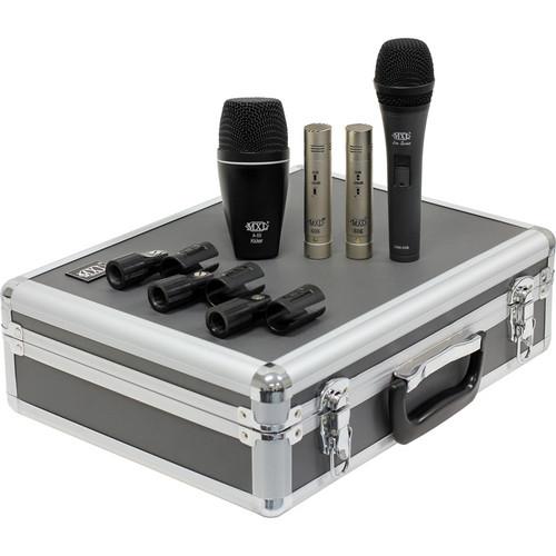 MXL Club Drum Kit
