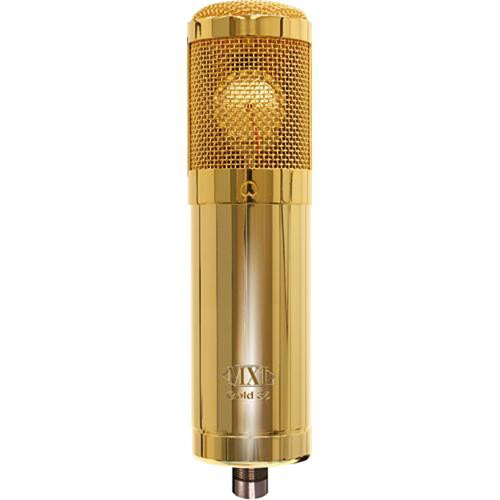 MXL Gold 35 Large-Diaphragm Condenser Microphone (Gold-Plated)