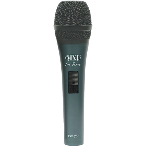 MXL LS-7GN Live Series Dynamic Microphone (Green)