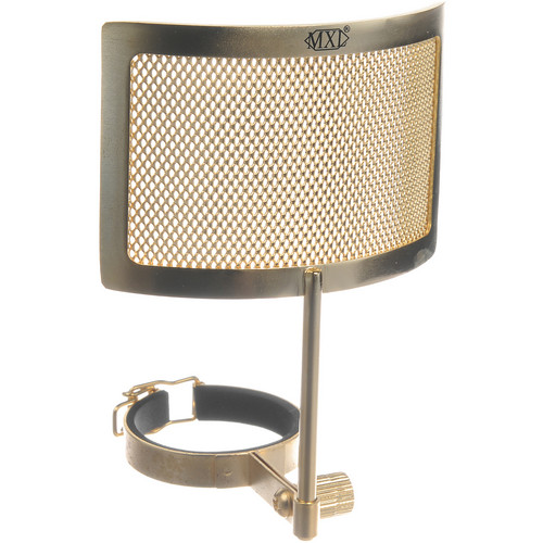 MXL PF-005-G Metal Mesh Pop Filter (Gold)