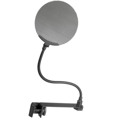 MXL PF-002 Universal Black Metal Mesh Pop Filter