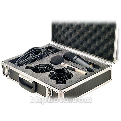 MXL Pro Pac Plus - Condenser Microphone Kit