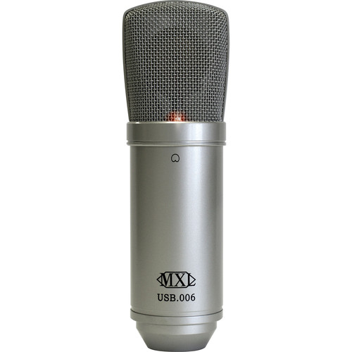 MXL USB.006 Condenser Microphone with USB
