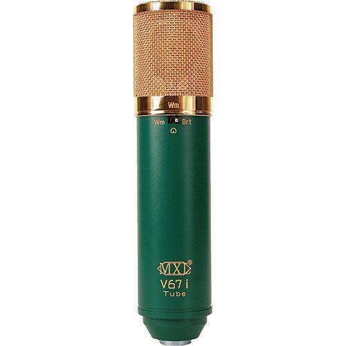 MXL V67i Tube Dual-Diaphragm Condenser Microphone
