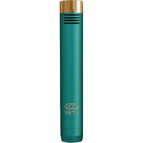 MXL V67N Small-Diaphragm Instrument Microphone