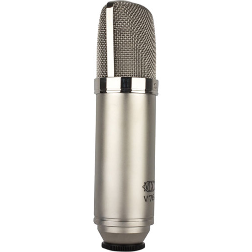 MXL V76T Cardioid Tube Condenser Microphone