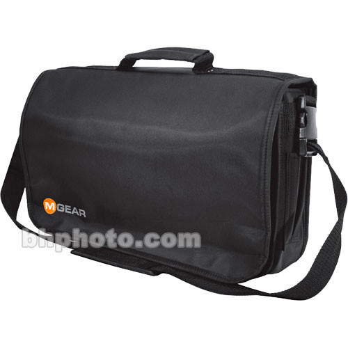 M-Audio M-Gear Mobile Studio Messenger Bag
