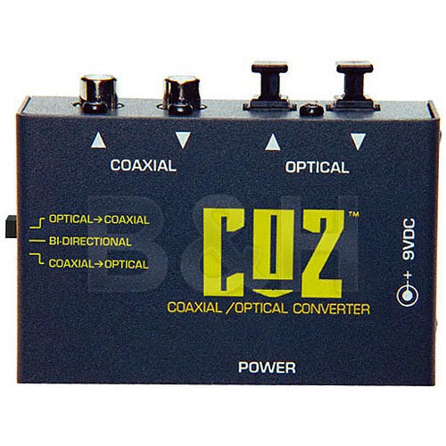 M-Audio CO2 Optical and S/PDIF Converter