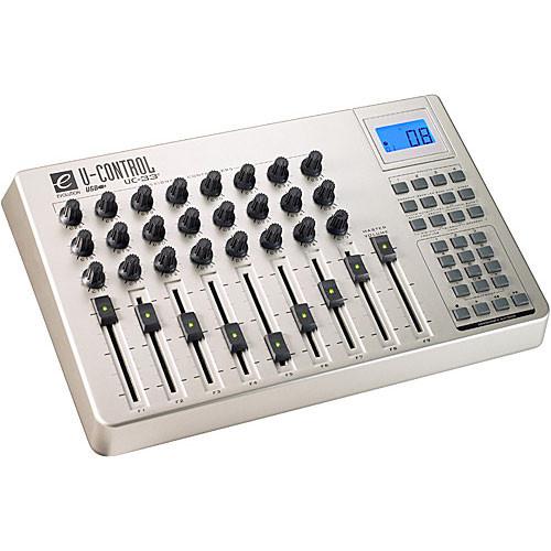 M-Audio Evolution UC33e - USB MIDI Controller