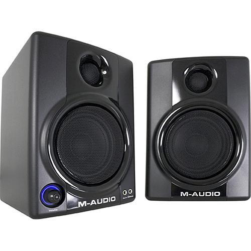 "M-Audio Studiophile AV 30 15W 3"" Active 2-Way Desktop Monitors (Pair)"