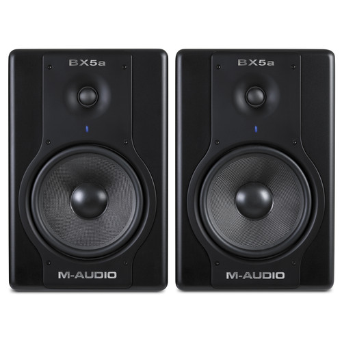 "M-Audio Studiophile BX5a Deluxe 70W 5"" Studio Reference Monitors (Pair)"