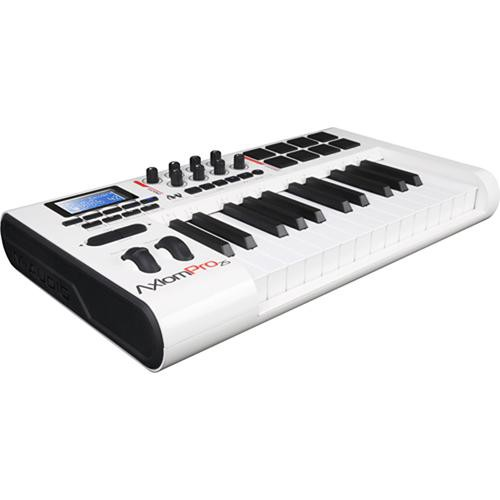 M-Audio Axiom Pro 25 - Advanced 25 Key USB MIDI Controller