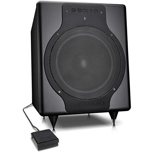 "M-Audio SBX10 240W 10"" Active Subwoofer"