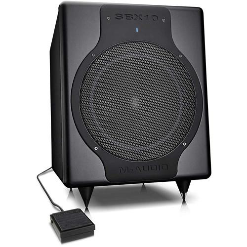 """M-Audio SBX10 240W 10"""" Active Subwoofer"""