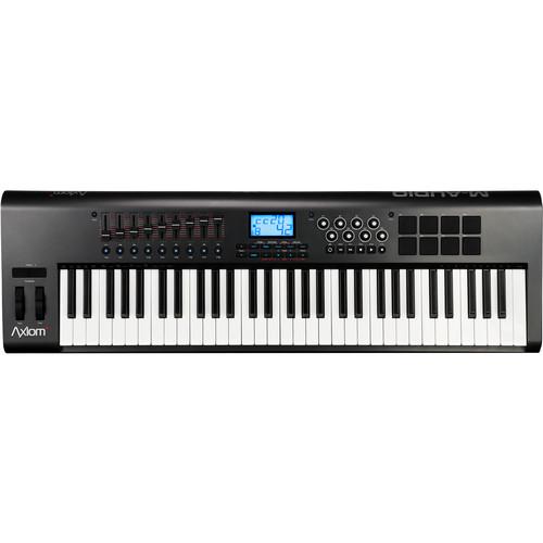 M-Audio Axiom 61 - USB MIDI Controller (Version 2)