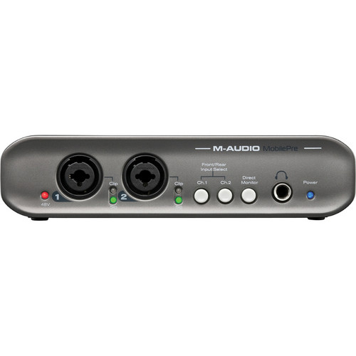 M-Audio MobilePre Mk II - USB Audio Interface
