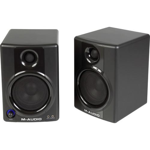 M-Audio AV 30 Active 2-Way Desktop Monitor Speakers (Pair)