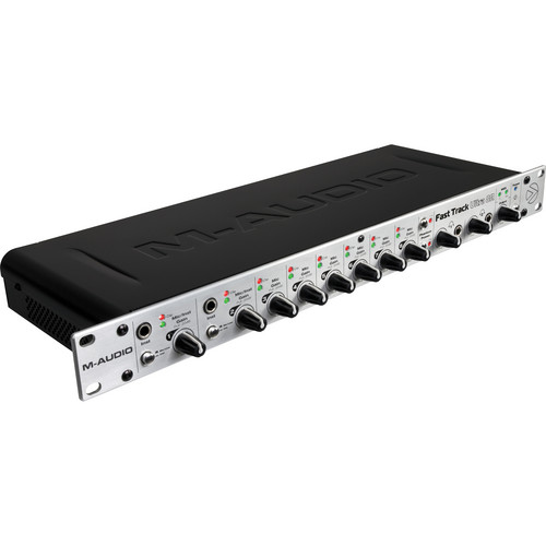 M-Audio Fast Track Ultra 8R - USB 2.0 Interface with Pro Tools SE Software