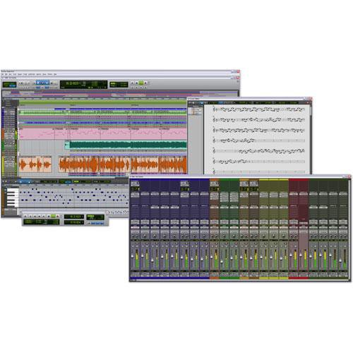 M-Audio Pro Tools M-Powered 8 - Full Version