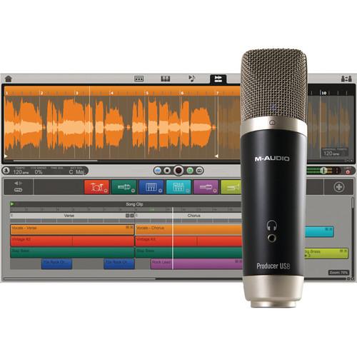 M-Audio Essential Studio Kit