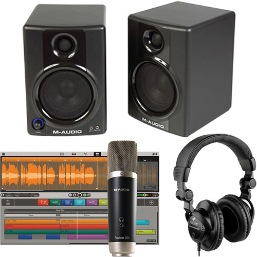 M-Audio Essential Studio Kit