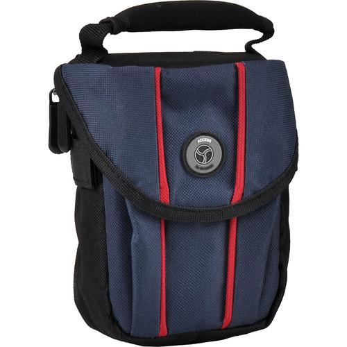 M-Rock 2010 Mesa Verde Compact Camera Bag (Black with Navy)